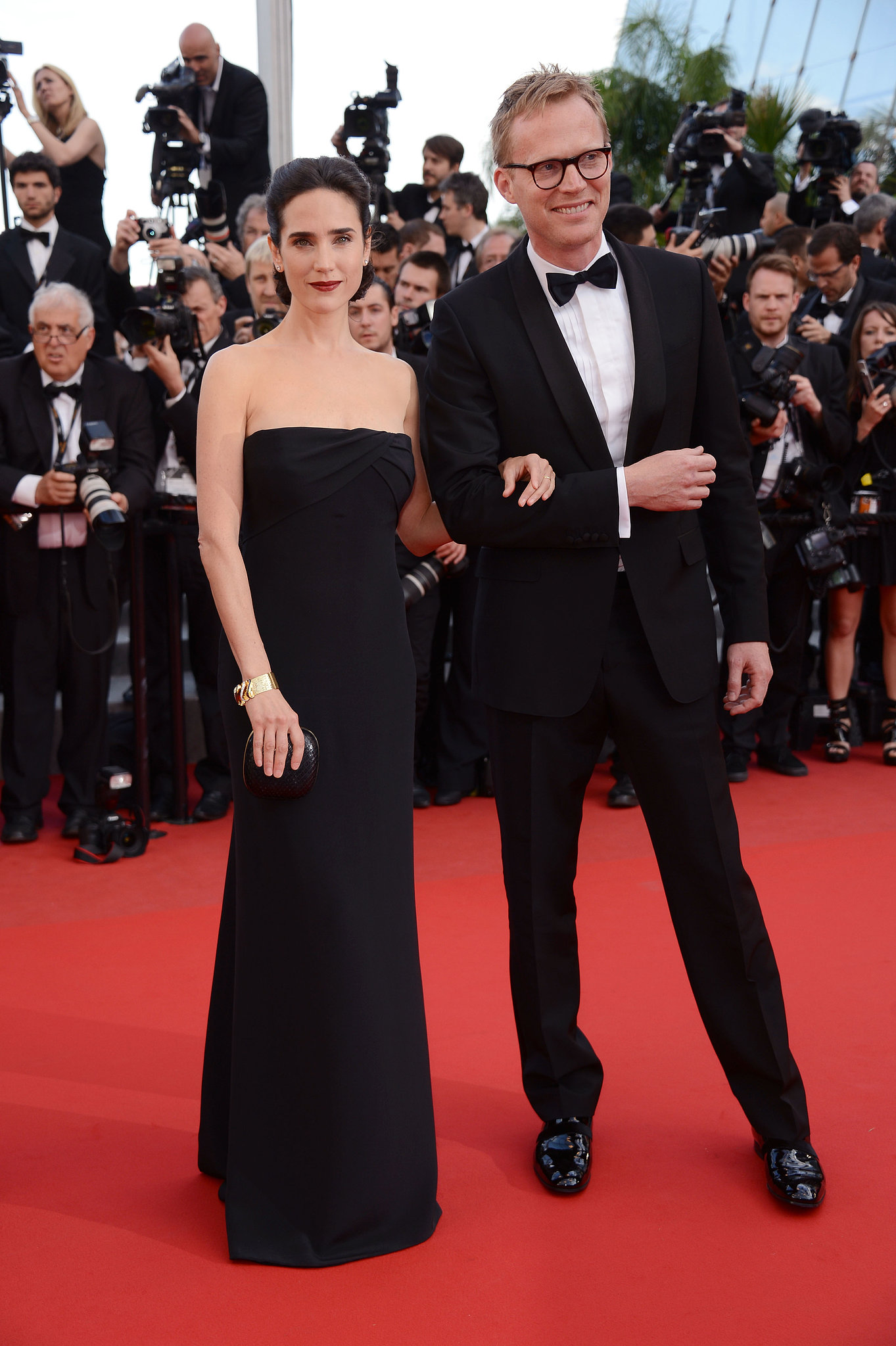 jennifer connelly and paul bettany in 2012 l 39 amour the hottest cannes couples past and. Black Bedroom Furniture Sets. Home Design Ideas