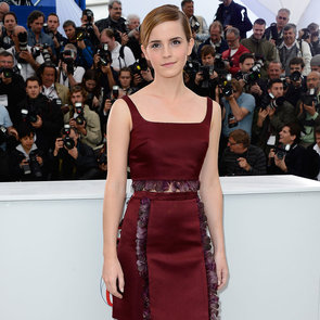 Celebrity Style At 2013 Cannes Film Festival: Emma Watson
