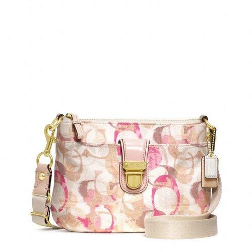 Poppy Stamped C Swingpack