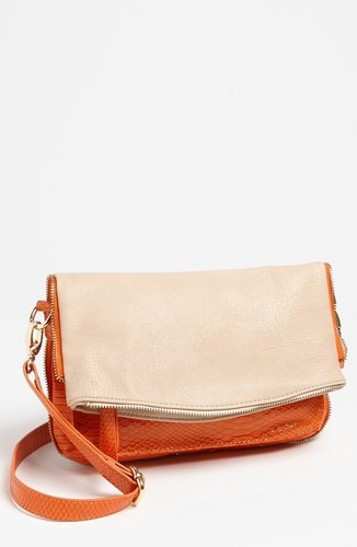 Big Buddha 'Orchard' Foldover Crossbody Bag