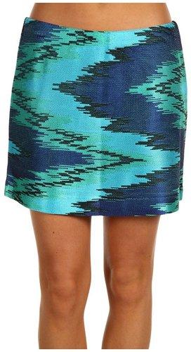 Hale Bob - Designed To Mesmerize Skirt (Blue) - Apparel