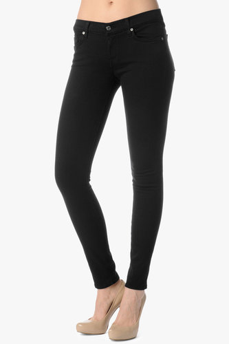 The Slim Illusion Skinny In Black
