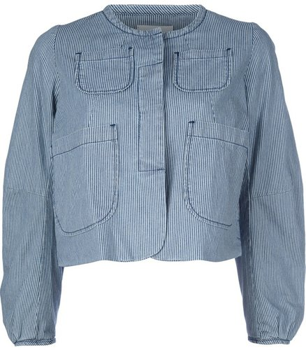 Ymc Cropped button jacket