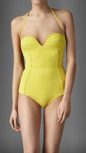 Corset Detail Swimsuit