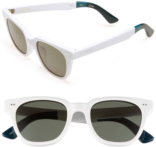 TOMS 'Memphis' 49mm Sunglasses