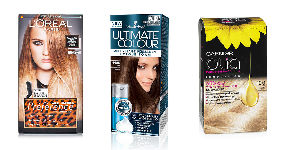 Look Alive, Strands: 8 New Hair Colour Products