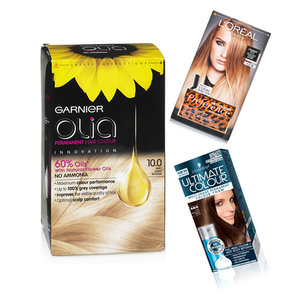 Best New At Home Hair Colour and New Salon Hair Colour
