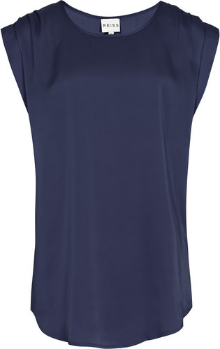 Liv ROLL SLEEVE TOP