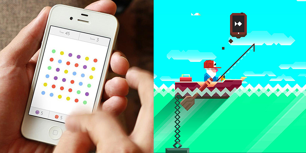 9 Addictive Mobile Games to Survive Your Road Trip