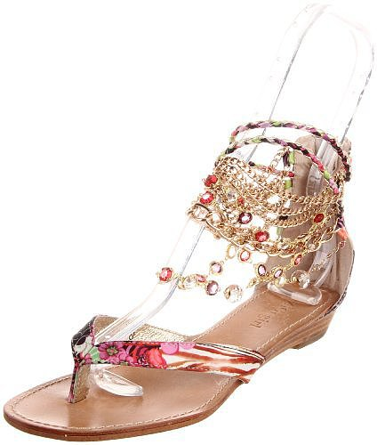 ZiGiny Women's Makeup Sandal