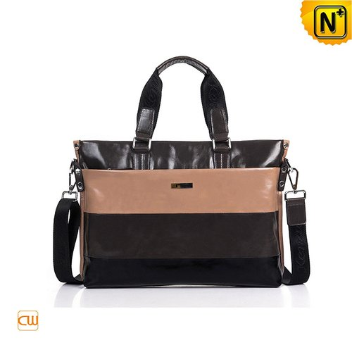 Mens Leather Totes for Work CW901559 - cwmalls.com