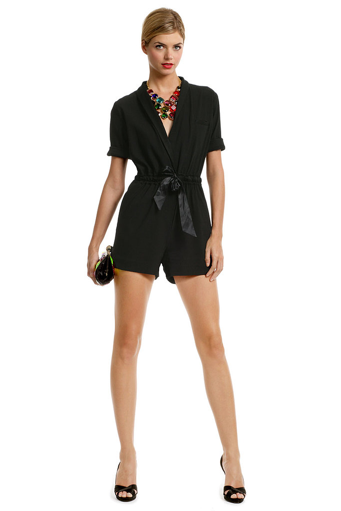We wouldn't be surprised to see Beyoncé sporting this Erin by Erin Fetherston romper ($65 to rent) on those scorching days in the Hamptons when she needs to feel — and look — cool.