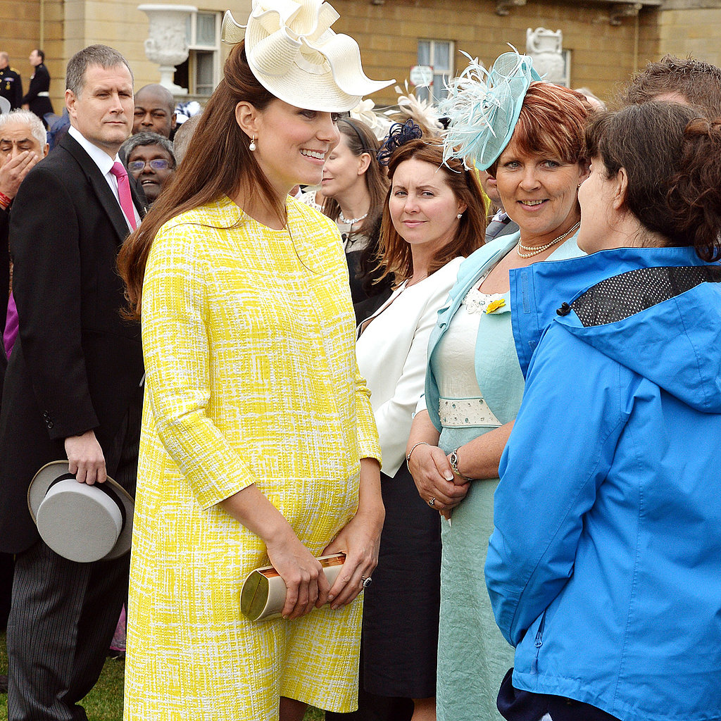 Pregnant Kate Middleton Glows in Yellow — See All Her Stylish Moments!
