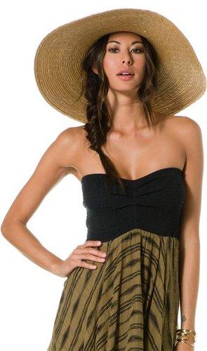 Riviera Straw Sun Hat