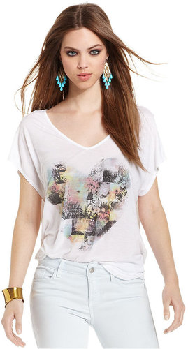 GUESS Tee, Short-Sleeve Graphic