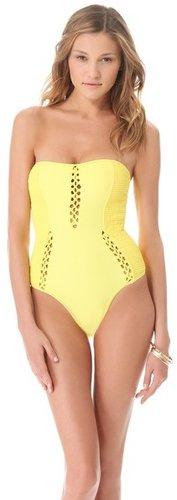 6 shore road Marina One Piece Swimsuit