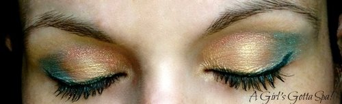 Summer Eye Shadow Look