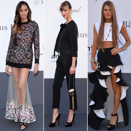 It's Pure Fashion at Cannes's amfAR Gala (Updated!)