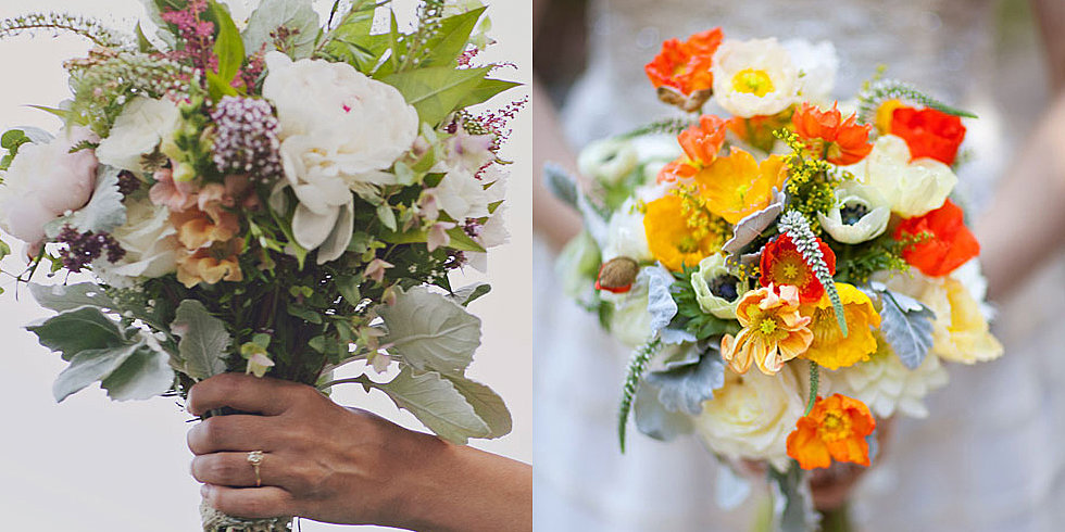 Floral Inspiration For a Summer Wedding