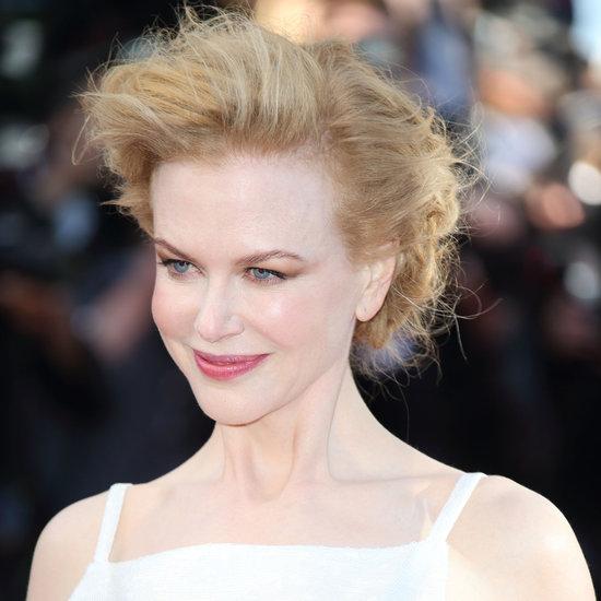 Celebrity Beauty: Nicole Kidman's Hair & Makeup At Cannes
