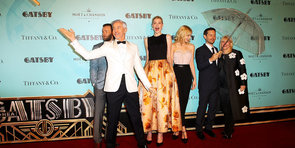The Week in Pictures: The Great Gatsby Hits Sydney, Kate Steps Out, Joel & Harlow's Coffee Run & More