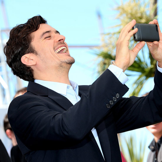 Celebrities Taking Pictures at Cannes Film Festival 2013