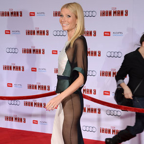 Peek-a-boo Red Carpet Dresses: Underwear Not Allowed