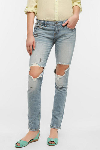 BDG Slim Straight Jean - Painter Wash