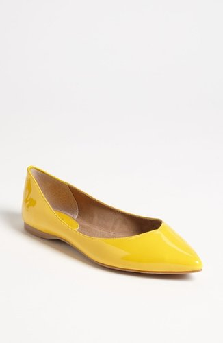 BP. 'Moveover' Pointed Toe Flat