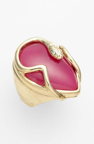 Jessica Simpson Stretch Snake Ring