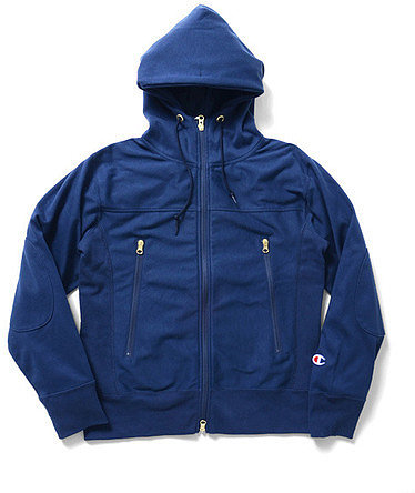 DOORS CHAMPION別注 WIND STOPPER(r) ZIP PARKER