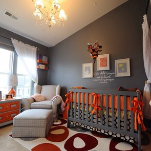 Transitional Nursery Ideas