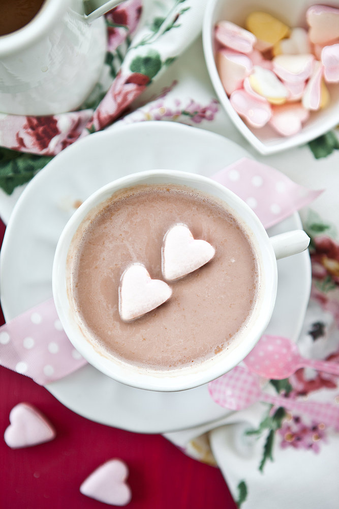 Hot Chocolate, With Marshmallows