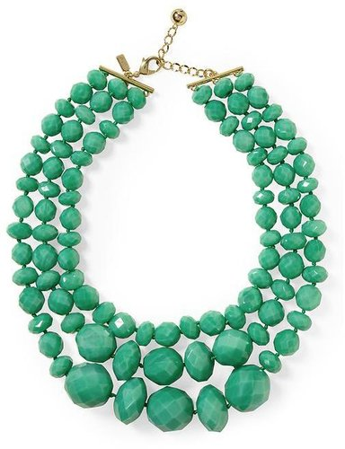 Kate Spade New York Triple Strand Necklace