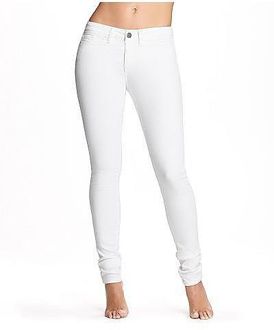 Yummie Tummie Skinny Denim Jeans Shapewear