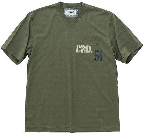 プリントVTシャツ -CRD51- 【2L・3L¥4095】