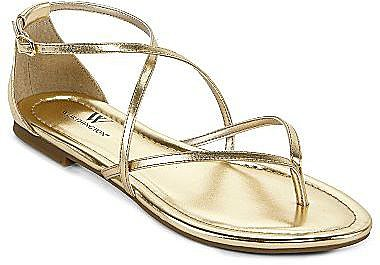 Worthington® Sara Strappy Flat Sandals