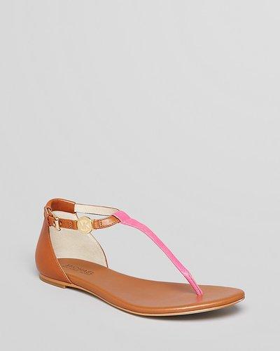 MICHAEL Michael Kors Flat Thong Sandals - Bridget