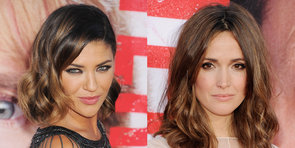 Get the Looks: Jessica Szohr and Rose Byrne at the Internship Premiere