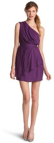 BCBGeneration Women's One Shoulder Dress
