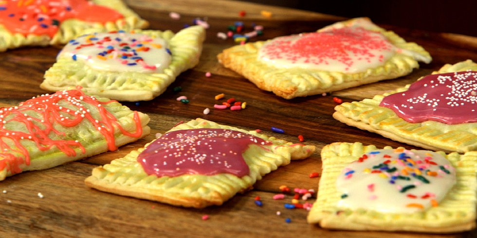 Brighten Breakfast With Homemade Pop-Tarts