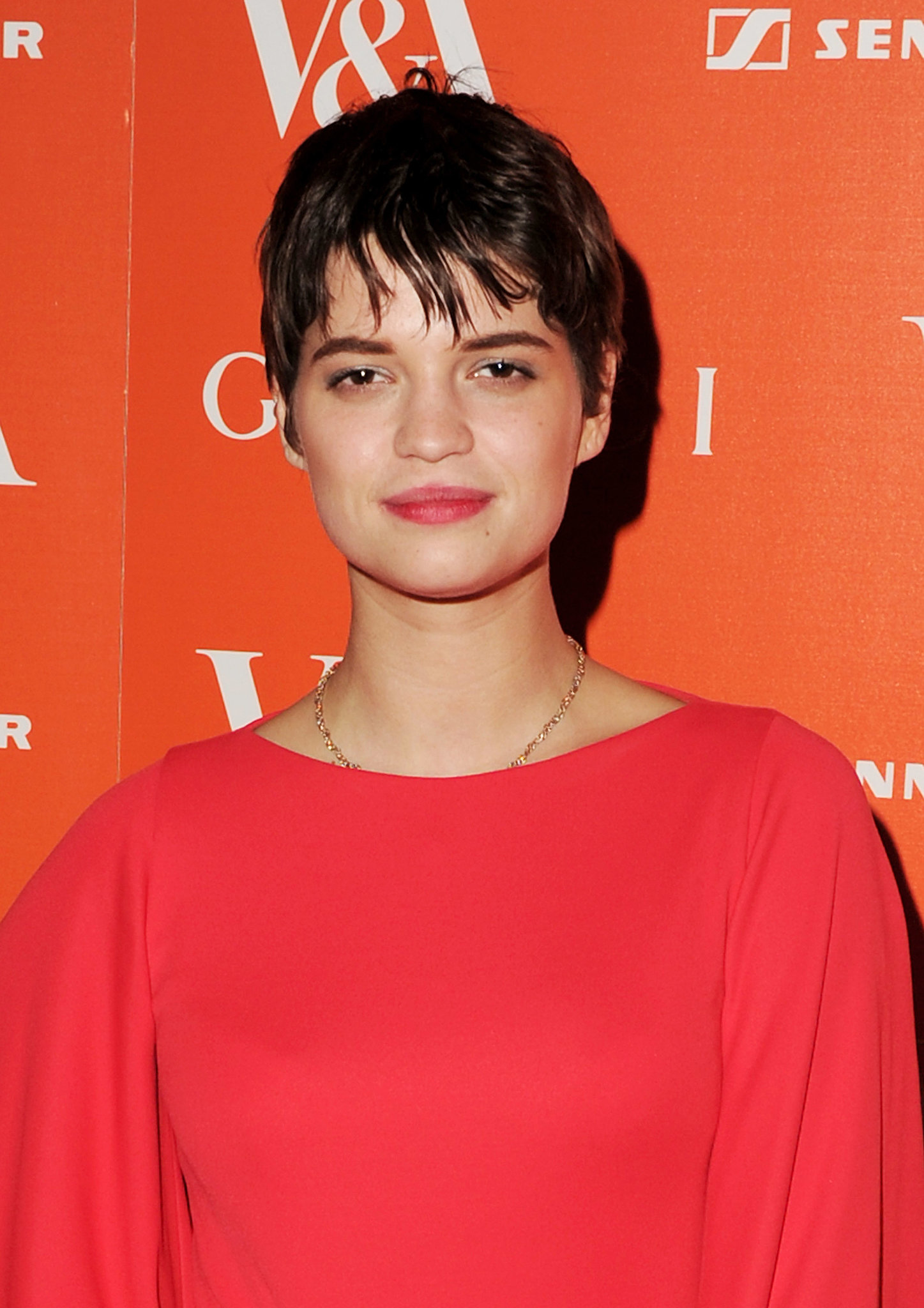 If your name is Pixie Geldof, there's only one viable haircut for you.