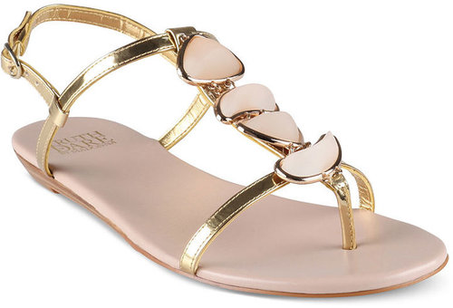 Truth or Dare by Madonna Truth or Dare Shoes, Deitrick Flat Sandals