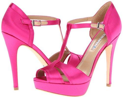 David Tutera - Joy (Lavender Satin) - Footwear