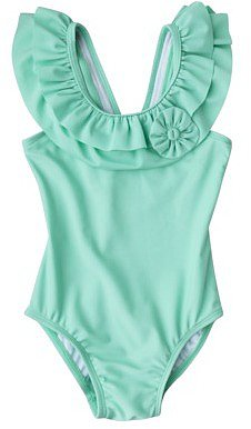 Circo® Infant Toddler Girls' 1-Piece Swimsuit