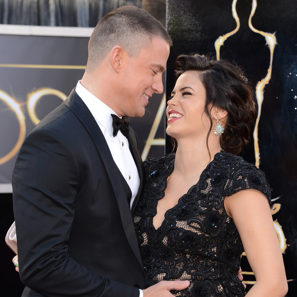 Channing Tatum and Jenna Dewan Welcome First Baby ...
