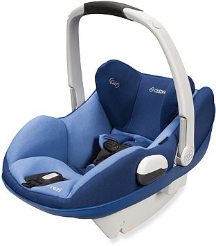 Maxi Cosi® Prezi® Infant Car Seat -  Reliant Blue with White Handle