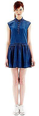 L'Amour Nanette Lepore Drop-Waist Dress