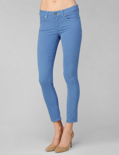 Kylie Crop - Marina Blue