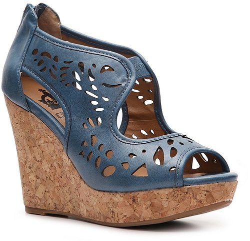 Crown Vintage Kaycee Wedge Sandal